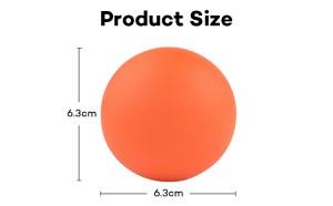 Wholesale Massage Ball ECO-friendly Lacrosse Balls for Sport