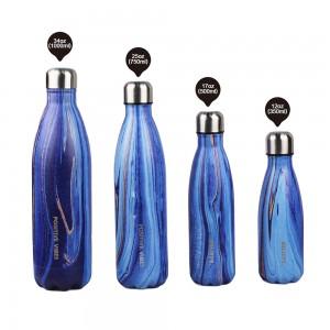 wholesale stainless steel coke shape bottle cola shape bottle water bottle