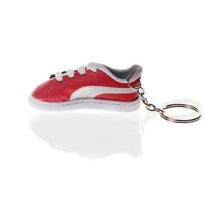 3D Mini Canvas Sneaker Shoe Keychain