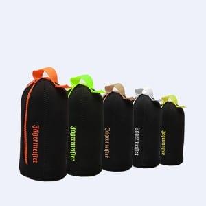 Custom Neoprene Cooler For Jagermeister Bottle